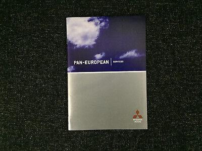 MITSUBISHI OUTLANDER SERVICE BOOK SHOGUN PAJERO OUTLANDER SPORT 2.5 2.8 3.0