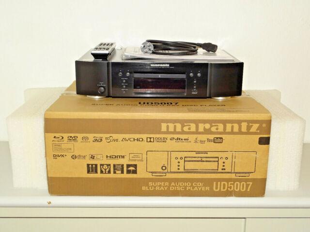 Marantz UD5007 High-End Blu-ray / SACD-Player in OVP, FB&BDA, 2 Jahre Garantie