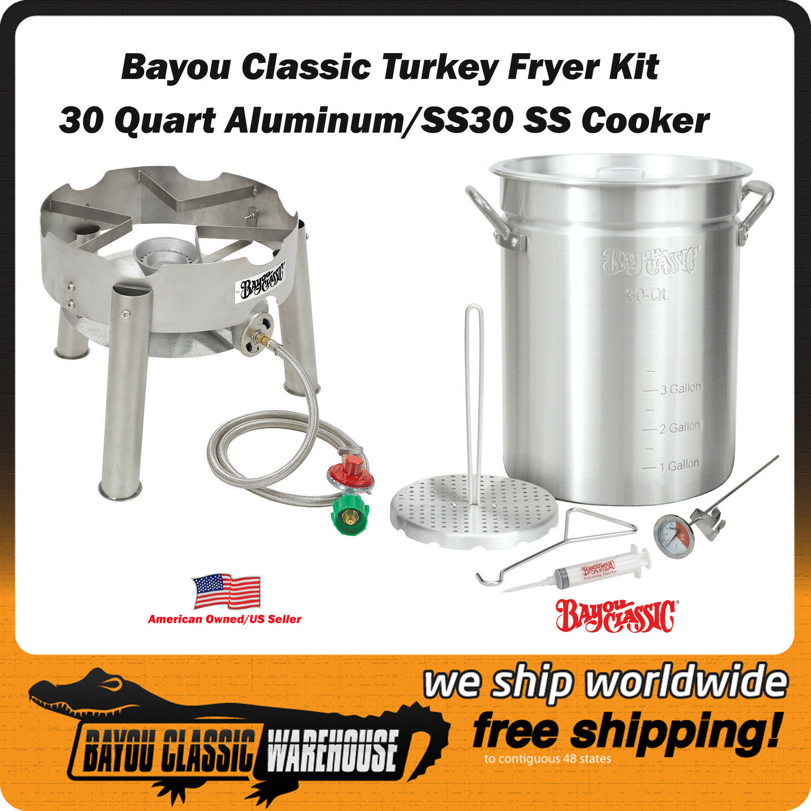 Outdoor Gourmet 30  Quart Complete Turkey Fryer Kit Portable and Great Quality  hastened to see