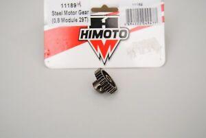 11189M Pignone Motore 29T Modulo 0,6 Himoto 1/10/GEAR MOTOR 29T MODUL