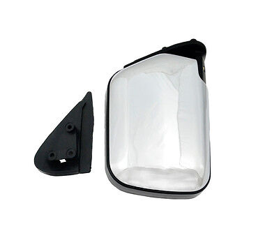 Toyota Hilux Surf VZN130 3.0P Door//Wing Mirror Chrome Manual RH OS 1990-1995