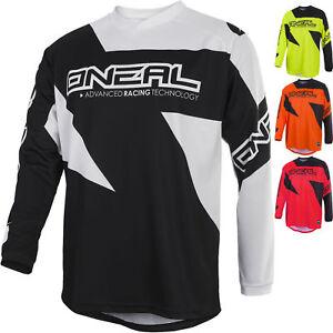 Oneal-Matrix-2019-Motocross-Jersey-Ridewear-Mx-Moto-Dirt-Bike-Maglia-da-Gara-o