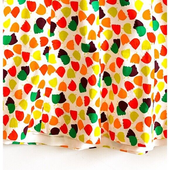 Shoshanna tulip flower print sleeveless dress, SI… - image 5