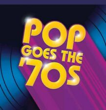 Pop Goes the 70s [Box] by Various Artists (CD, Oct-2015, 10 Discs, StarVista)
