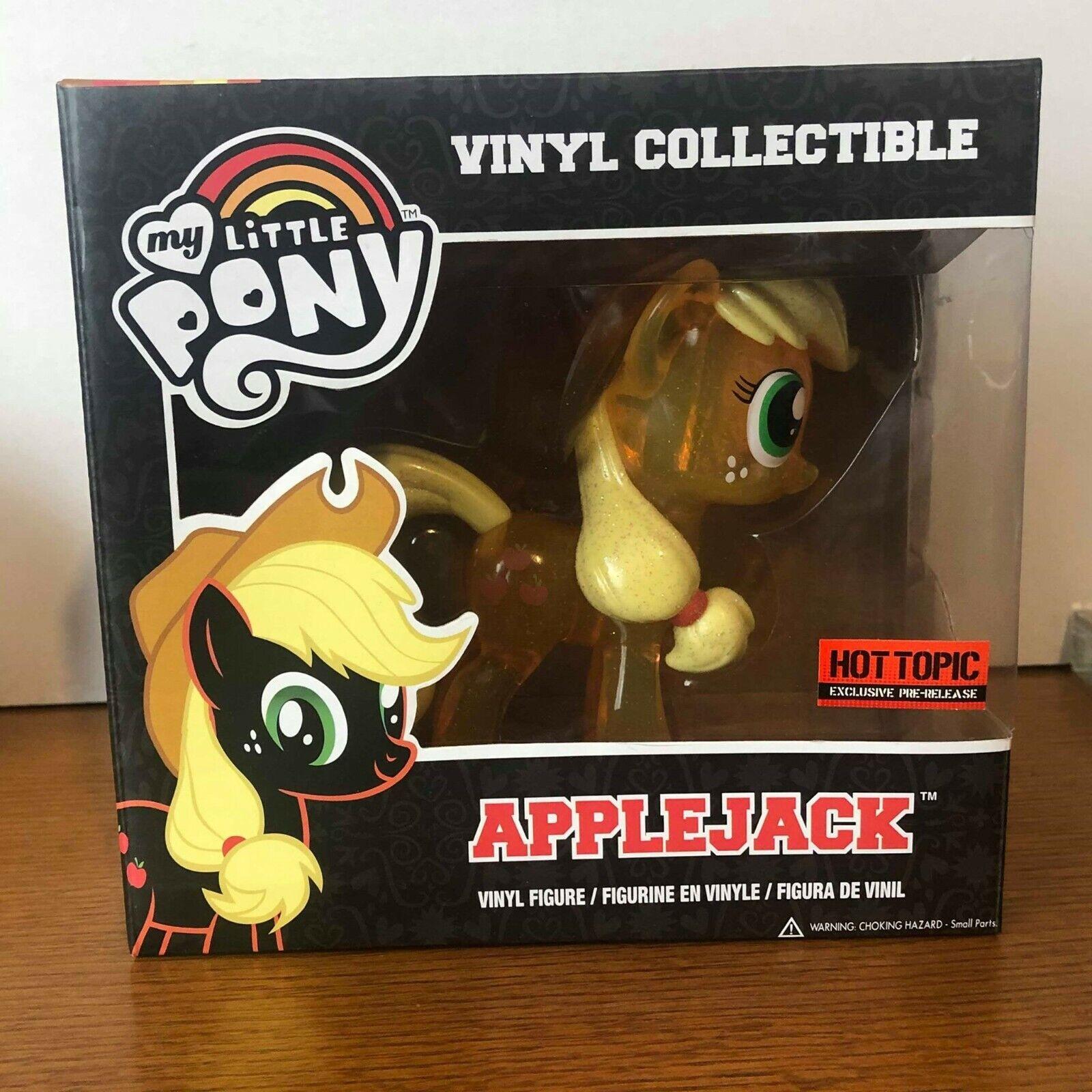 Funko Vinyl My klein Pony Applejack glitter Chase Variant