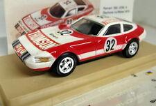Rio 1/43 Scale R3 Ferrari 365 GTB / Le Mans 1973 + decals diecast model car