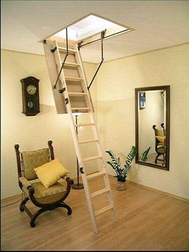 Escalier Sol Isolé de Stockage Du Grenier//Plusieurs Tailles//Neuf