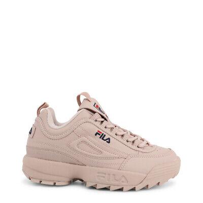 Women's Shoes FILA SNEAKERS FILA DISRUPTOR low_71p wmn Original Pink 2019   eBay