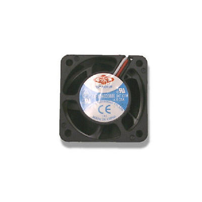 Top Motor DF124020BH-3G 40x20mm 2 Ball Bearing Fan,3pin