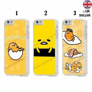 newest collection 1f282 6016e Details about Gudetama Japanese Lazy Egg Case for iPhone 4 5 5C 6 7 8 Plus  iPod XR X XS XS Max