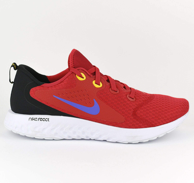 Nike Legend React Men Run Running shoes New University Red Grape AA1625-601