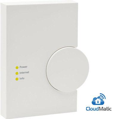 Homematic 103584 Zentrale CCU2 für Smart Home / Hausautomation inkl. 12 Monate C