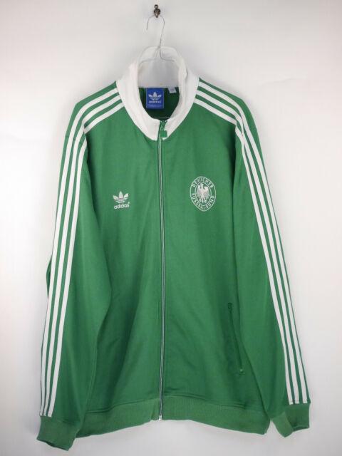DFB TRAININGSJACKE * Adidas * Damen 2XL oder Herren L * grün
