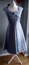 Polka Dot 50's Dress