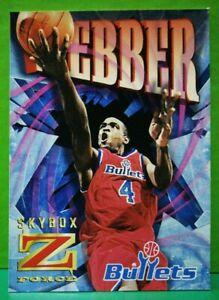 Chris-Webber-card-Z-Cling-96-97-Z-Force-98