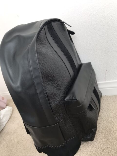 Coach Charles Backpack With Baseball Stitch F11250 for sale online ... 0cd004171947d