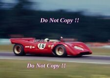 Chris Amon Ferrari 612 P Watkins Glen Can Am 1969 Photograph