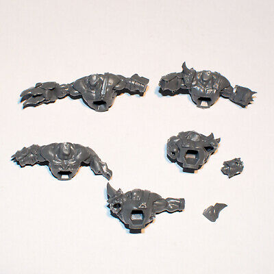 Khorne Bloodbound Wrathmongers G1832 Skullreapers Trophies x 5