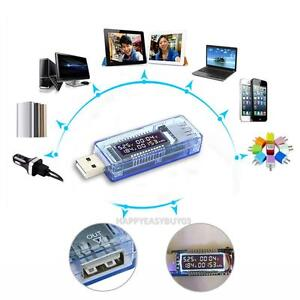USB-Charger-Doctor-Mobile-Battery-Tester-Power-Detector-Voltage-Current-Meter