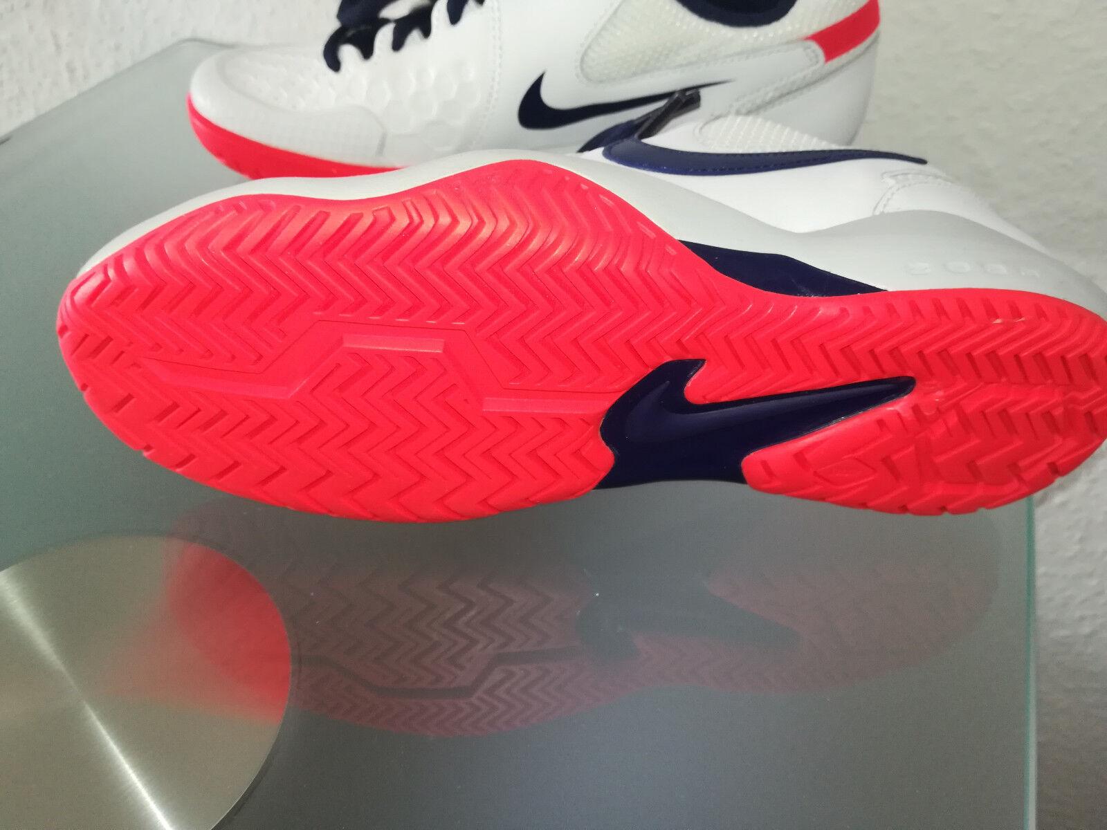 Nike Damen Court Schuhe Air Zoom Resistance 918201-146 Schuhe Court Neu Grau Gr.36 a7d753