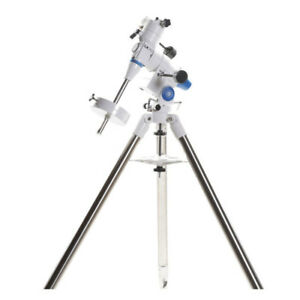 Meade-LX70-German-Equatorial-Mount-with-Stainless-Steel-Tripod-20lbs-Capacity