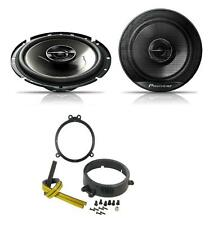 Mercedes C Class W203 00-06  Pioneer 17cm Front Door Speaker Upgrade Kit 240W