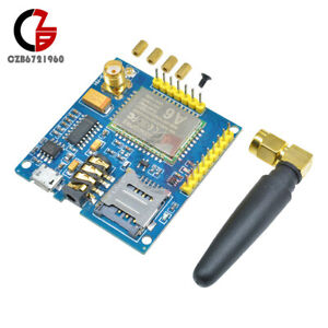 Details about GPRS Pro Serial A6 GPRS GSM Module Core DIY Developemnt Board  Replace SIM900