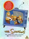Simpsons Complete Season 1 Digital Versatile Disc DVD Region 2 FR