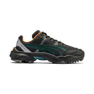 Puma Men's Nitefox X Helly Hansen Puma Black Trail Shoes 37262901 NEW!