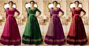 Salwar Kameez Suit Abito Designer Indiano Pakistano Shalwar khameez indossare stitche