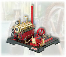 See Video New Au-special: Wilesco D5 Toy Steam Engine Kit Made In Germany