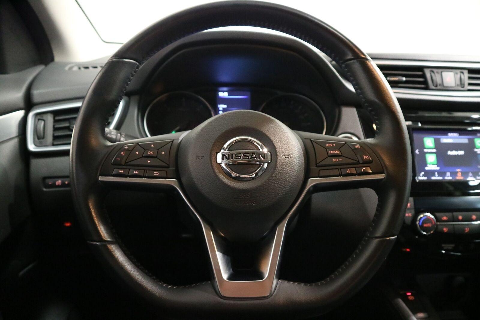 Nissan Qashqai 1,5 dCi 115 N-Connecta - billede 3