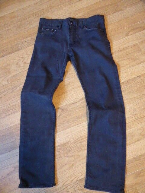 defc7de48f Jeans da da da Uomo Hugo Boss-Taglia 34 32 buone condizioni 7653ec ...