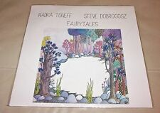 Radka Toneff Steve Dobrogosz Fairytales Sealed LP 2004 Odin LP03 Jazz Vocal