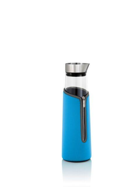 blomus Isoliermanschette Acqua Farbe blau Nr. 63498 für 1 L Karaffe