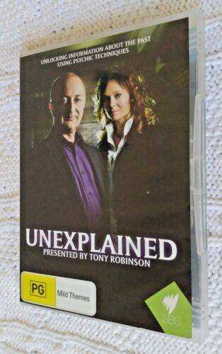 1 of 1 - Unexplained (DVD, 2010) REGION-ALL, LIKE NEW, FREE POST WITHIN AUSTRALIA