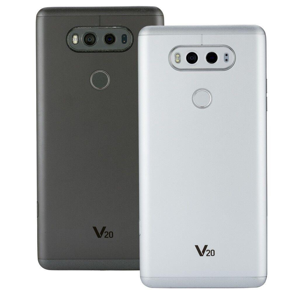 Lg V20 H910a 64gb Titan Att Smartphone Ebay Flashdisk V Gen Astro 64 Gb 20 Original