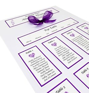 Personalised-A3-Wedding-Table-Plan-seating-plan-lots-of-colours-available