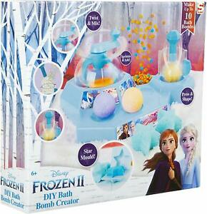 Disney-Frozen-2-Bath-Bomb-Making-Kit-Set-For-Kids-with-Anna-and-Elsa