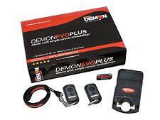 Datatool Demon Evo Plus Motorcycle Self Fit Security Alarm & Immobilser 2 x fobs