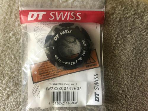 DT SWISS CENTRE-LOCK TO 6-BOLT ADAPTOR