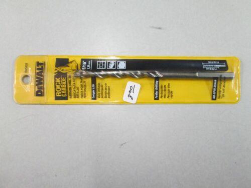 DeWalt 5//16 7.9 mm Hammer Masonry Drill Bit DW5228