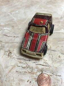 vintage-tonka-Toy-Gold-Car-Made-In-Japan