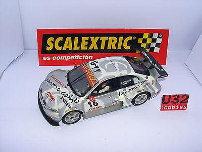 Elektrisches Spielzeug Spielzeug Scalextric Spain Seat Sport Seat Toledo Gt Cto.spanien'03 Vivancos-gen Mint