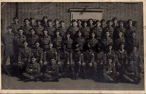 WW2-or-Later-Mixed-group-Light-Infantry-Somerset-Oxford-amp-Bucks-LI-KSLI