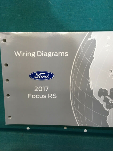 Brand New 2017 Ford Focus Rs Wiring Diagram Dealer Shop