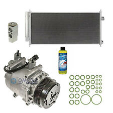 New A/C AC Compressor Kit Fits: 2009 10 11 12 13 2014 Honda Fit L4 1.5L SOHC