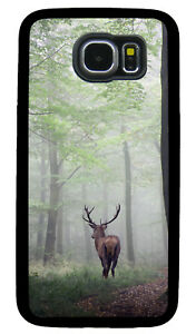 DEER-BUCK-HUNTING-CAMO-CASE-COVER-FOR-SAMSUNG-NOTE-amp-GALAXY-S3-S4-S5-S6-S7-S8-S9