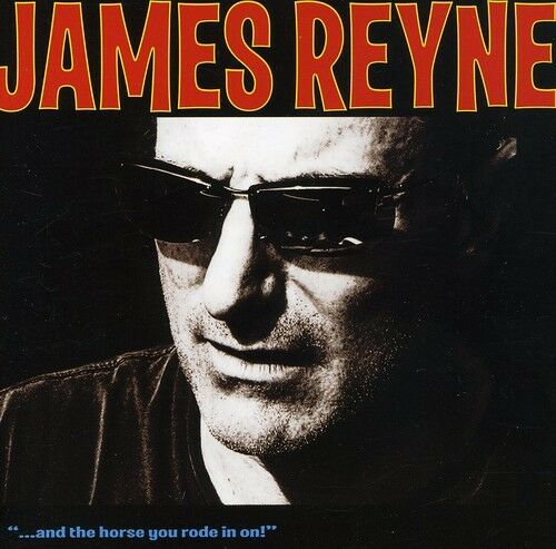 1 of 1 - James Reyne - And the Horse You Rode in on [New CD] Bonus Track