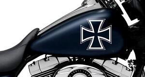 2-x-Aufkleber-Eisernes-Kreuz-EK-20-cm